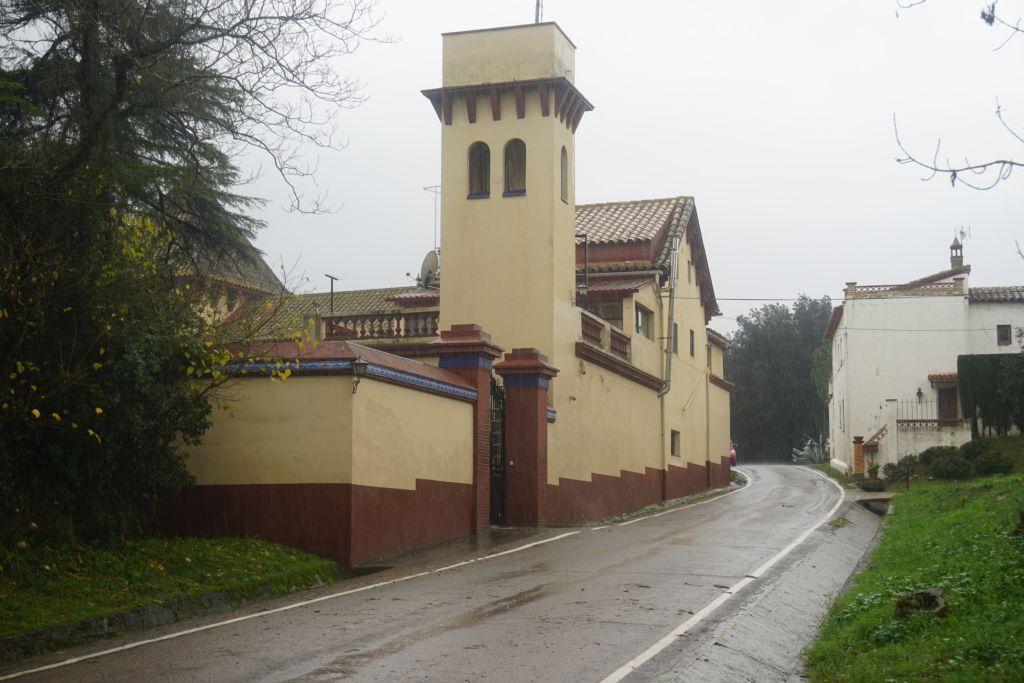 Centro Arenys Fachada Norte