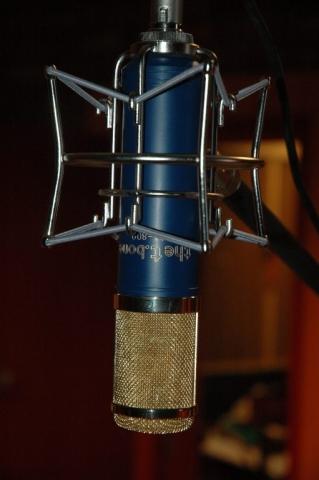 Micrófono de válvula