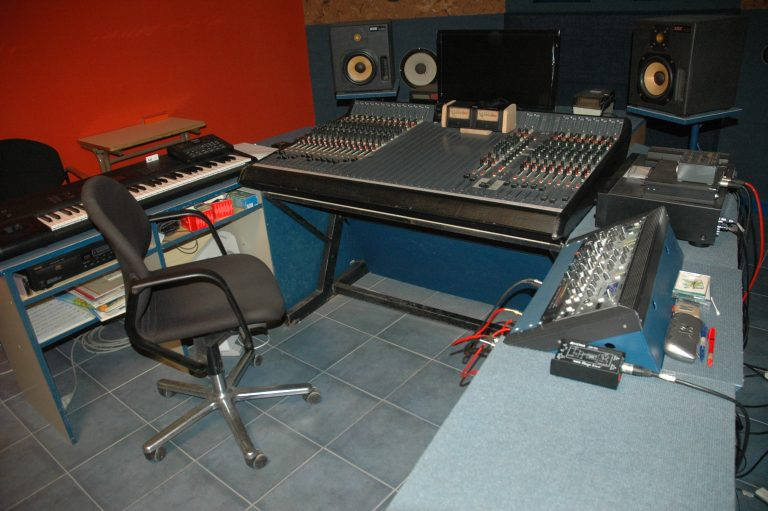 Sala control